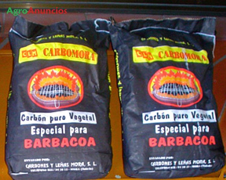 Venta de carb n vegetal en toledo - Carbon para barbacoa ...
