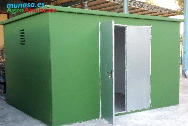 Venta de arqueta caseta armario de for Prefabricados de hormigon murcia