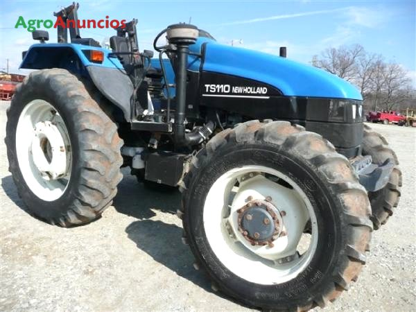 venta de tractor agr cola new holland