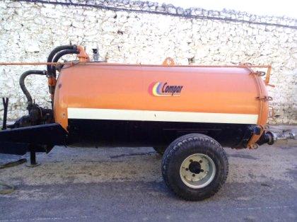 Cisternas de agua agricolas