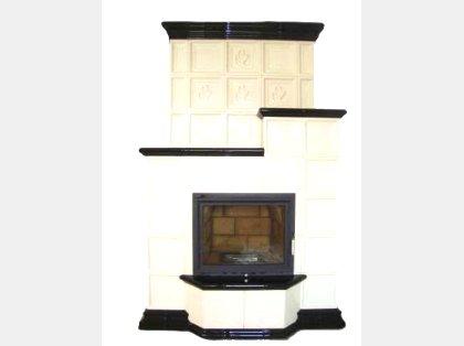 Estufa de ceramica de terracota le a - Estufas de lena en madrid ...