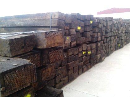 Traviesas de tren murcia materiales de construcci n para la reparaci n - Materiales de construccion en murcia ...