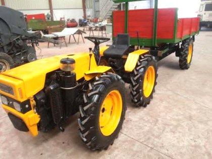 Mini tractor pasquali maquinaria agricola venta de maquinaria agricola - Pasquali espana ...